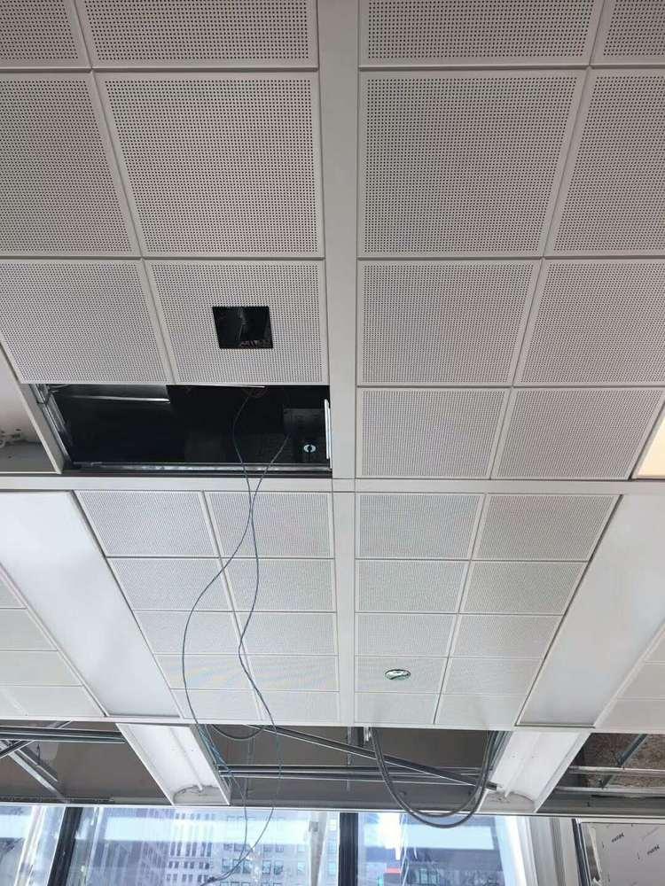 辦公室吸音鋁扣板吊頂案例.jpg